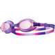 TYR Swimple Tie Dye Goggles Kids pink/purple